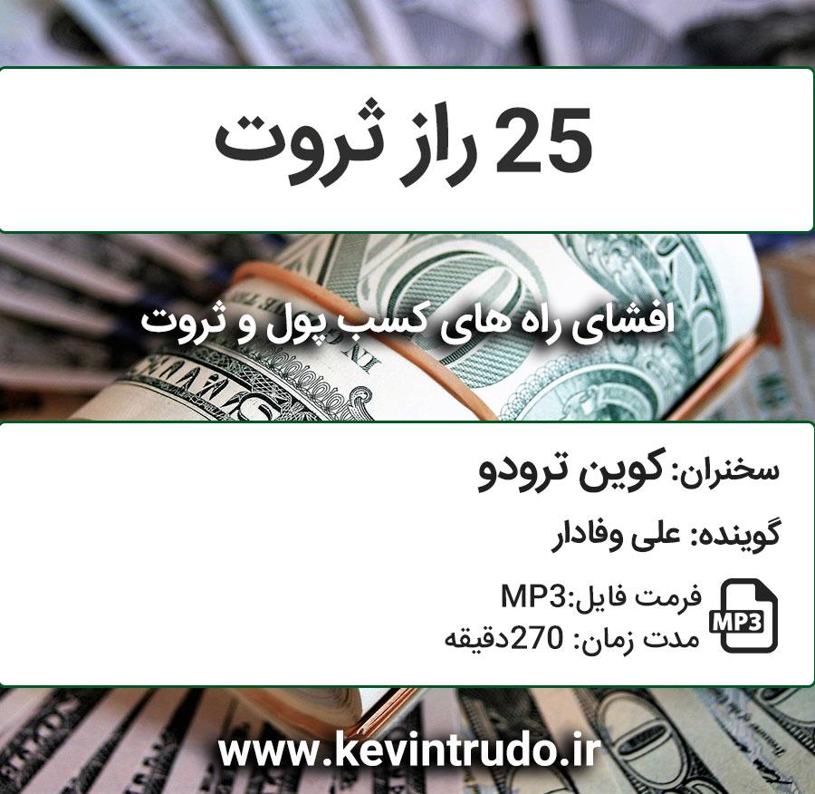 25 قانون ثروت